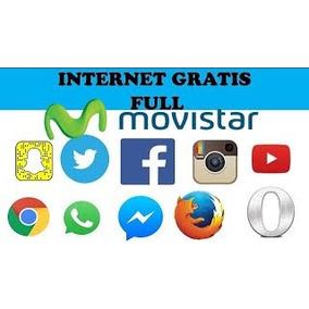 Internet Ilimitado Movistar 7 Dias, 3 Usuarios $25 Pesos