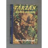 Tarzán De Los Monos Edgar Rice Burroughs Libro Usado Gili