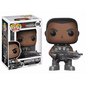 Boneco Funko Pop Gears Of War - Augustus Cole Nº198
