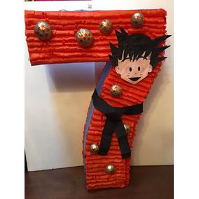 Piñata Número Goku