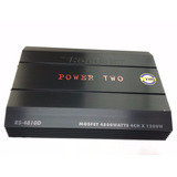 Modulo De Potencia Roadstar Power Two Rs-4810 4800w Completo