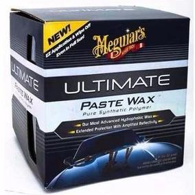Cera Meguiars Ultimate Paste Wax Cristalização Automotiva