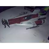 Star Wars Tpotf A-wing Fighter 1997