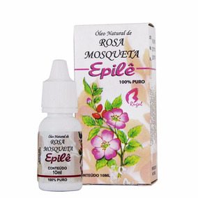 Óleo Natural De Rosa Mosqueta 100% Natural 10ml Epilê