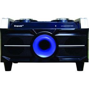 Caixa De Som Ecopower Ep-s702 - Bluetooth - 15 Polegadas -
