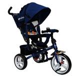 Ebaby Triciclo Reclinable Con Diseño - 307n