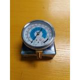 Reloj Manometro Solo R410 Baja