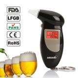 Alcoholimetro, Checador De Alcohol, Pantalla Led