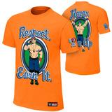 Poleras Wwe Original John Cena