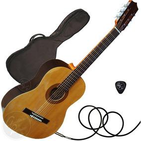 Guitarra Electrocriolla Romantica Mod Aap Funda Pua Garantia