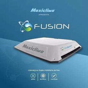 Climatizador Interclima Caminhão Maxiclima Fusion (9cm)
