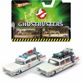 Hot Wheels Ghostbusters Cazafantasmas Ecto 1 1a Solo Envios