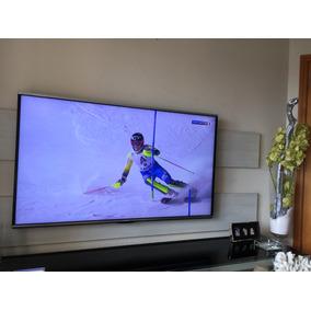 Smart Tv Sharp 70 3d 2 Meses De Uso Com Oculos E Suporte