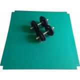 Kit Musculação Residencial Anilhas 20kg Barras + Kit Tatame