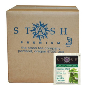 Stash Tea Té Orgánico Bolsas De Papel De Aluminio, Cascade M