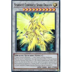 Xion Tcg Cibr-ense1 Stardust Chronicle Spark Dragon