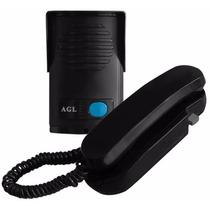 Porteiro Eletrônico Agl Interfone P20 / P200 + Monofone