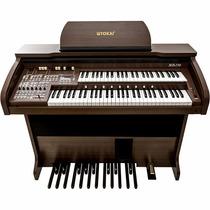 Órgão Eletrônico Tokai Md750 100w Rms Midi Efeitos