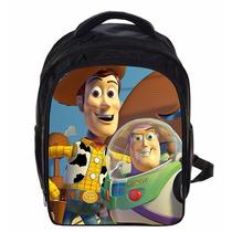 Mochila Preescolar Woddy Toy Story Disney
