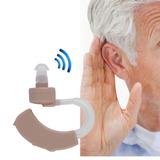 Audífono Amplificador Auricular Para Sordos Garantía 1 Año!
