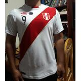 Camisetas De Peru 2018
