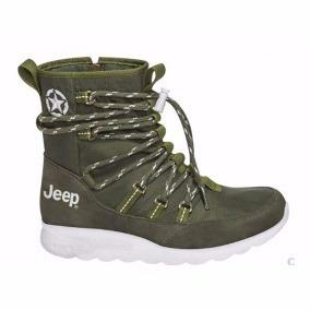 Bota Jeep Dama 169145