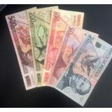 Billetes Fam D1 500 200 100 50 Y 20 Pesos Polimero De Regalo