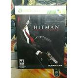 Hitman Absolution Xbox 360 Edicion Profesional Nuevo