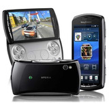 Celular Sony Xperia Play Negro R800 Psp 3g Wifi Gps
