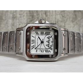 Reloj Cartier Santos 28mm (fotos Reales)