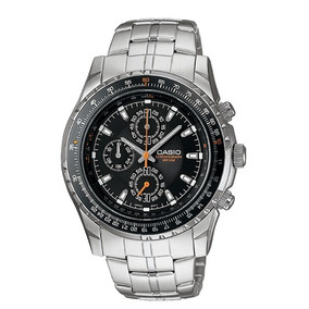 Reloj Casio Aviator Mtp4500d-1av 42mm *jcvboutique*