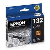 Cartucho Epson Stylus Pro T132120 Negra Para T22 / Tx120 8ml