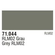 Tinta Grey Rlm02 71044 Model Air Vallejo Modelismo