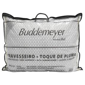 Travesseiro Buddemeyer Toque De Pluma 0.50x0.70m