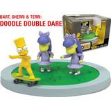 Los Simpson / Doodle Double Dare / Mcfarlane / The Simpsons