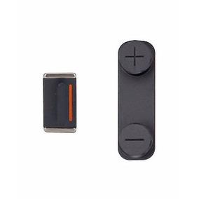Botón Lateral - Volumen Iphone 5 Repuesto + Instalación