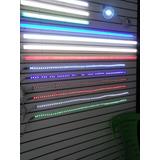 Fluorescentes Led Luz Blanca Calida Y De Colores Larga Vida