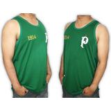 c3a0dd3dad Camisa Botafogo Treino Verde Regata no Mercado Livre Brasil