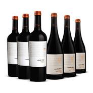 Vino Punto Final Mix Reserva 6 Botellas