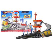 Pista Hot Wheels Super Lava Rápido - Mattel