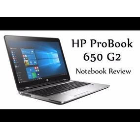 Notebook Hp Probook 650 Intel I5 - 4 Geração 4gb Ssd 128gb
