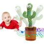 Bailando cactus hablando