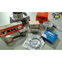 Kit Aumento Cilindrada Cg 150 Para 240cc - Completo