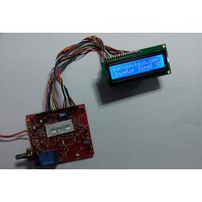 Injetor De Sinal V7 Placa P/ Simulador Ecu Rotação Sinais
