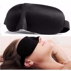 Para Dormir Máscara Tapa Olhos - Durma Bem Confortavel 3d