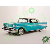Manual De Despiece Chevrolet Chevy 1957 Bel Air Gm Libro Pdf