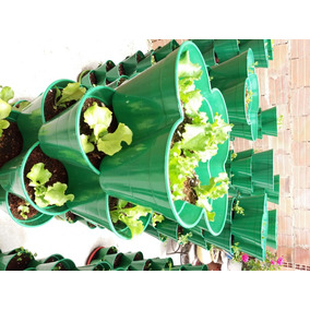 Torre Para Cultivo Vertical Hidroponico Para 40 Plantas