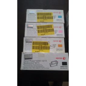 Cartuchos Xerox Phaser 6000/6010 Workcenter 6015