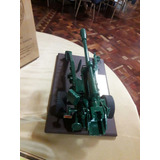 Réplica Escala Obús Cañón De Artilleria 105 Lgmk