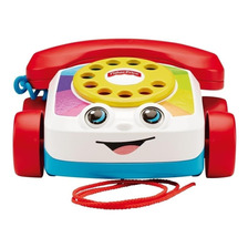 Fisher-price Juguete Para Bebés Teléfono Parlanchín